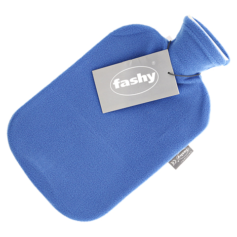 FASHY Wärmflasche m.Bezug saphir 6530 54 1 Stück