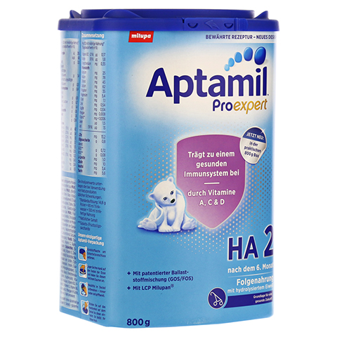 APTAMIL Proexpert HA 2 Pulver 800 Gramm