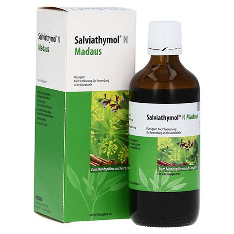 Salviathymol N Madaus 100 Milliliter N3