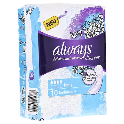 Always Discreet Inkontinenz Binden long 10 Stück