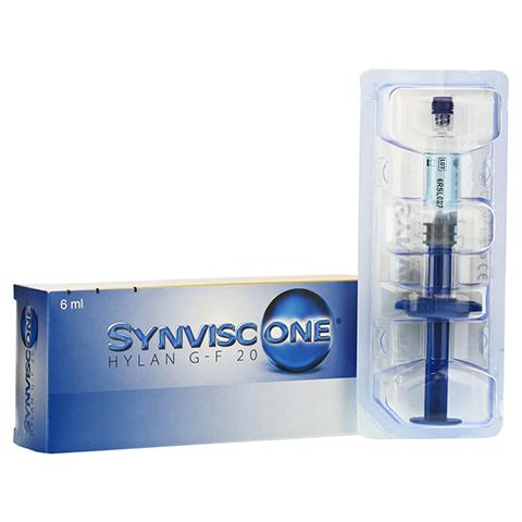 SYNVISC One Spritzampullen 1 Stück
