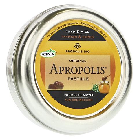 propolis apropolis pastillen thymian honig 40 gramm online bestellen medpex versandapotheke. Black Bedroom Furniture Sets. Home Design Ideas