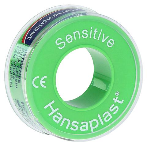 HANSAPLAST Fixierpfl.Sensitive 1,25 cmx5 m Schub 1 Stück