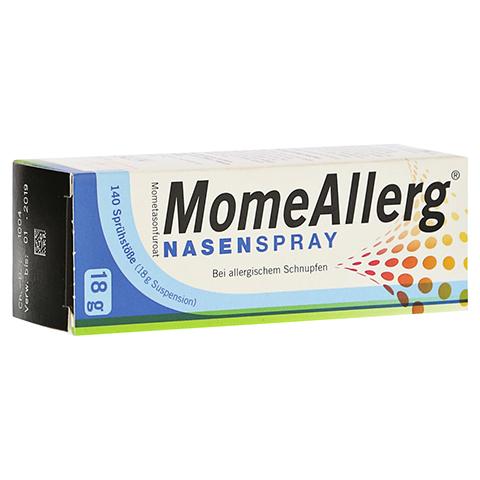 MomeAllerg 50Mikrogramm/Sprühstoß 18 Gramm