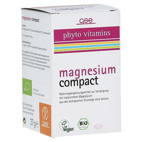 MAGNESIUM COMPACT Bio Tabletten 60 Stück