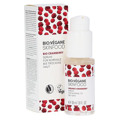 BIO VEGANE Moisture Cranberry Serum 30 Milliliter