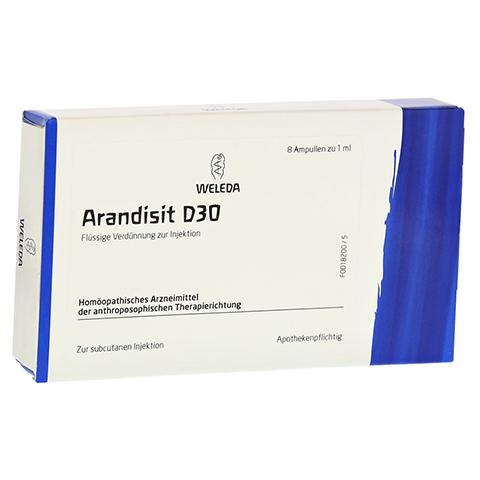 ARANDISIT D 30 Ampullen 8x1 Milliliter N1