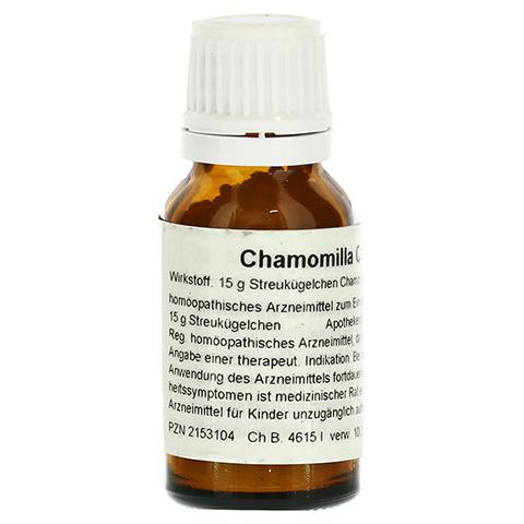 CHAMOMILLA C 30 Globuli 15 Gramm N1