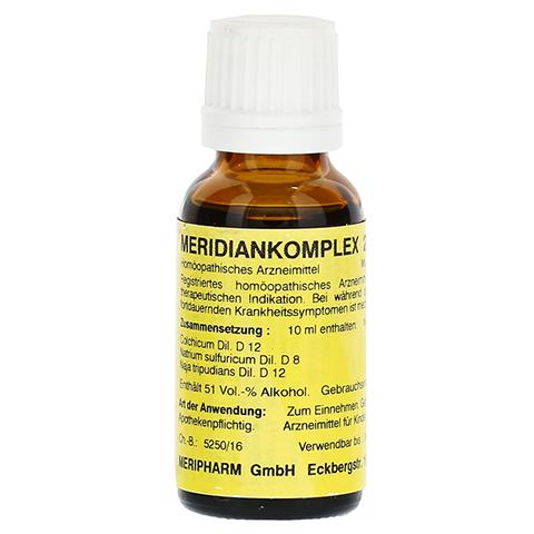 MERIDIANKOMPLEX 2 Tropfen zum Einnehmen 20 Milliliter N1