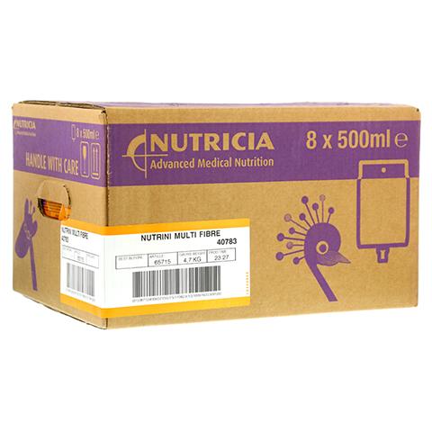NUTRINI Multi Fibre Pack 8x500 Milliliter