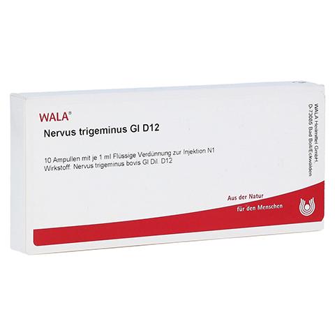 NERVUS TRIGEMINUS GL D 12 Ampullen 10x1 Milliliter N1