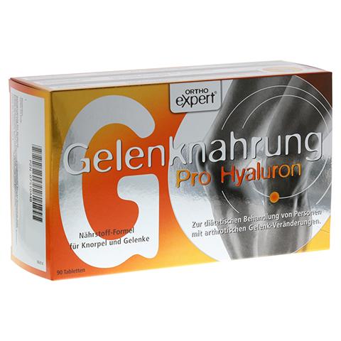GELENKNAHRUNG Pro Hyaluron Orthoexpert Tabletten 90 Stück