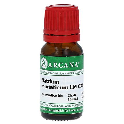 NATRIUM MURIATICUM LM 120 Dilution 10 Milliliter N1