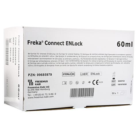 FREKA CONNECT ENLock Spritzen 60 ml 50x1 Stück