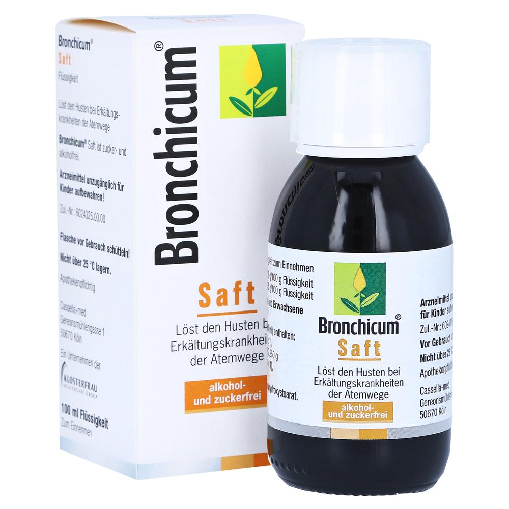Bronchicum 100 Milliliter online bestellen - medpex