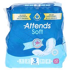 ATTENDS Soft 3 extra 10 Stück - Vorderseite