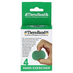 THERA BAND Handtrainer mittel grün 1 Stück - Vorderseite