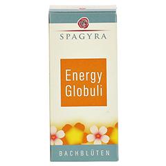 ENERGY Globuli Bachblüten 10 Gramm - Vorderseite