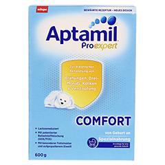 APTAMIL Proexpert Comfort Pulver 600 Gramm - Vorderseite