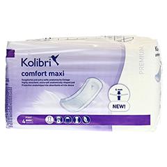 KOLIBRI comfort premium Einlagen anatomisch maxi 28 Stück - Vorderseite