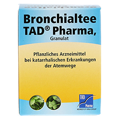 Bronchialtee TAD Pharma 50 Gramm - Vorderseite
