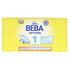 Nestle BEBA Optipro 1 trinkfertig 8x200 Milliliter - Vorderseite