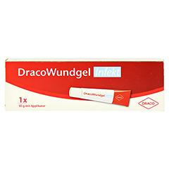 DRACOWUNDGEL Infekt mit Applikator 30 Gramm - Vorderseite