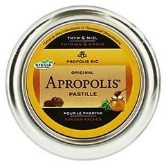 PROPOLIS APROPOLIS Pastillen Thymian Honig 40 Gramm - Vorderseite