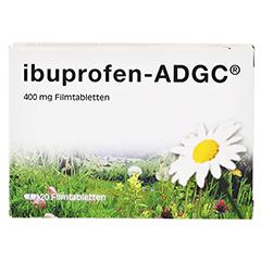 Ibuprofen-ADGC 400mg 20 Stück - Vorderseite