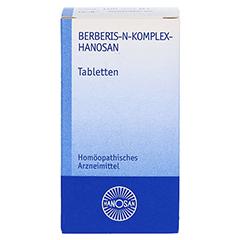 BERBERIS N-KOMPLEX-HANOSAN Tabletten 100 Stück N1 - Vorderseite