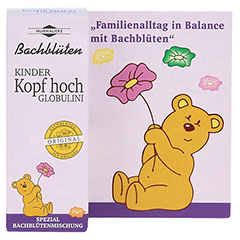 MURNAUERS Bachblüten Kinder Kopf hoch Globulini 10 Gramm - Vorderseite