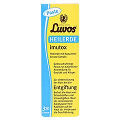 LUVOS Heilerde imutox Paste 370 Gramm - Vorderseite