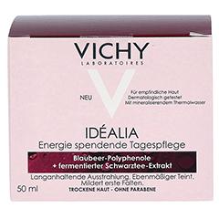 VICHY IDEALIA Creme Tag trockene Haut/R 50 Milliliter - Vorderseite