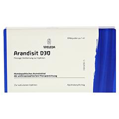 ARANDISIT D 30 Ampullen 8x1 Milliliter N1 - Vorderseite