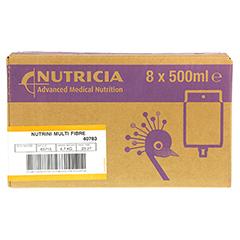 NUTRINI Multi Fibre Pack 8x500 Milliliter - Vorderseite