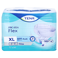 TENA FLEX plus extra large 30 Stück - Vorderseite
