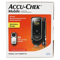 ACCU-CHEK Mobile Set mg/dl III 1 Stück - Vorderseite
