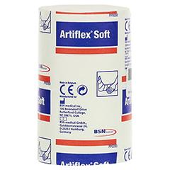 ARTIFLEX Soft Polsterbinde 8 cmx3 m 1 Stück - Vorderseite
