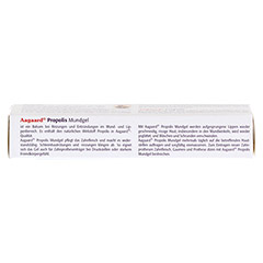 Aagaard Propolis Mundgel 20 Milliliter - Oberseite