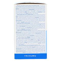 FRESUBIN Protein Powder 40x11.5 Gramm - Linke Seite