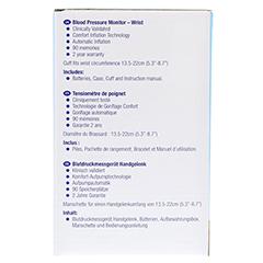 ALVITA Blutdruckmessgerät Handgelenk 1 Stück - Linke Seite