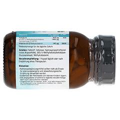 FOLSÄURE AKTIV plus Vitamin B12 aktiv Kapseln 60 Stück - Linke Seite