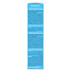 BIODERMA Hydrabio Gel Creme 40 Milliliter - Linke Seite