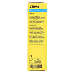 LUVOS Heilerde imutox Paste 370 Gramm - Linke Seite