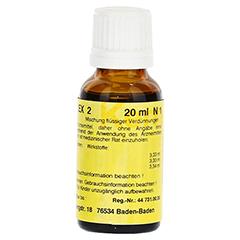 MERIDIANKOMPLEX 2 Tropfen zum Einnehmen 20 Milliliter N1 - Linke Seite