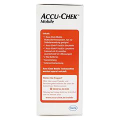 ACCU-CHEK Mobile Set mg/dl III 1 Stück - Linke Seite