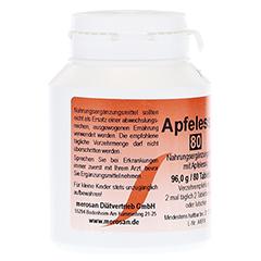 APFELESSIG Tabletten 80 Stück - Rechte Seite