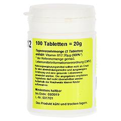 VITAMIN B12 Premium Allpharm Tabletten 100 Stück - Rechte Seite