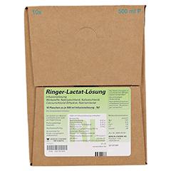 RINGER LACTAT Plastik Infusionslösung 10x500 Milliliter N2 - Rechte Seite