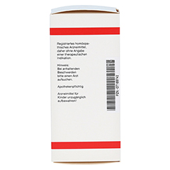 HISTAMINUM hydrochloricum D 12 Tabletten 200 Stück N2 - Rechte Seite